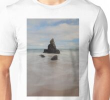 Sea Stack on Sango Bay Unisex T-Shirt