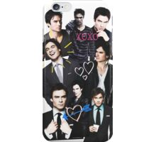 Ian Somerhalder iPhone Case/Skin