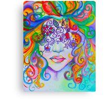 Color Blind Canvas Print