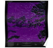 USGS TOPO Map Hawaii HI Piihonua 349667 1981 24000 Inverted Poster