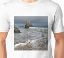 Sango Bay Waves and Sea Stack Unisex T-Shirt