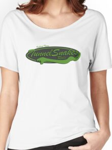 Baseball Team Tunnel Snakes Rule Women's Relaxed Fit T-Shirt