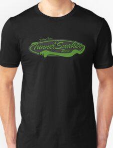 Baseball Team Tunnel Snakes Rule Unisex T-Shirt