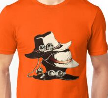 ONE PIECE - LUFFY, ACE, SABO'S HAT Unisex T-Shirt