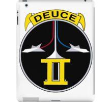 Deuce - Cadet Squadron 2 iPad Case/Skin