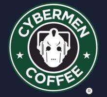 Cybermen Coffee Kids Tee