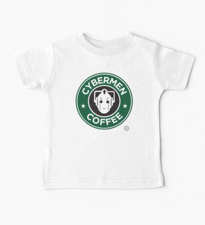 Cybermen Coffee Baby Tee