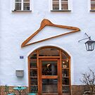 Burghausen: The Clothes Hanger by Kasia-D