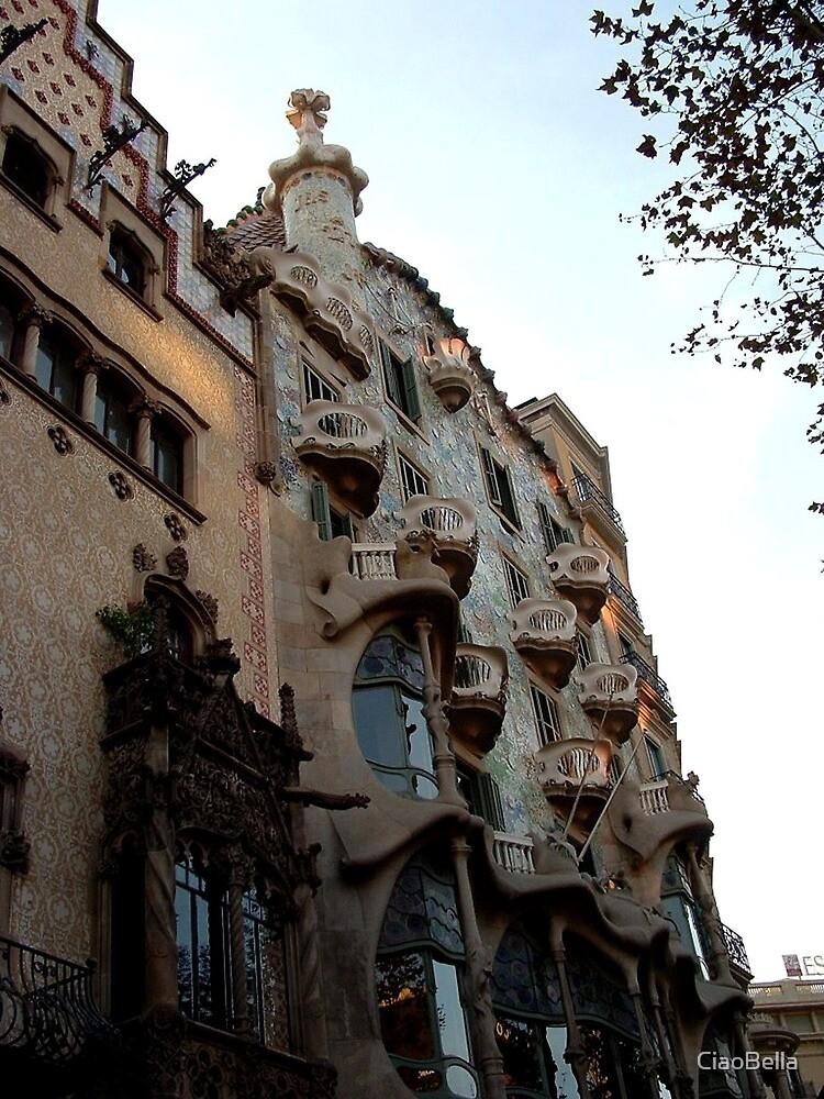 Gaudi by CiaoBella