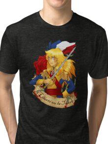 la Liberté ou la Mort Tri-blend T-Shirt