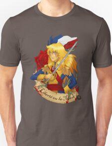 la Liberté ou la Mort Unisex T-Shirt