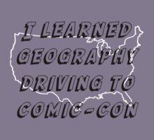 Geography Kids Tee