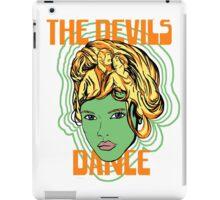The Devil's Dance iPad Case/Skin