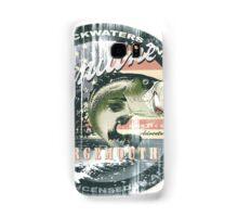 largemouth Samsung Galaxy Case/Skin