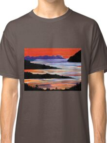 Sitting Seaside Classic T-Shirt