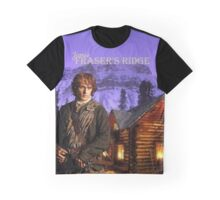 Frasers Ridge, NC/Jamie Fraser Graphic T-Shirt