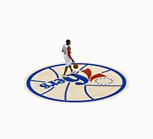 Allen Iverson of the 76ers Unisex T-Shirt