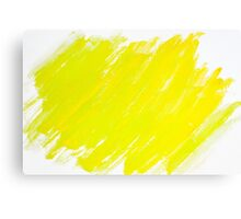 Abstract water color textured background Canvas Print