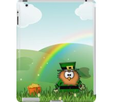 leprechowl iPad Case/Skin