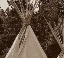 Kiowa Camp Grounds Sticker