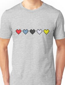 The Binding of Isaac, hearts Unisex T-Shirt