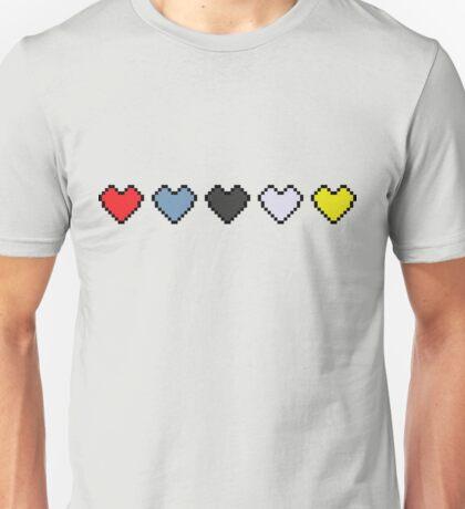 The Binding of Isaac, hearts Unisex T-Shirt