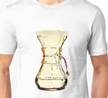 Chemex in Watercolor Unisex T-Shirt