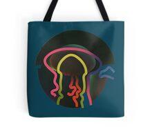 Ribbon Design Tote Bag