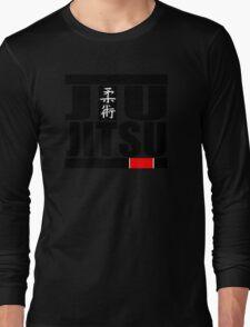 Jiu jitsu basic Long Sleeve T-Shirt