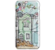 San Francisco Houses #3 iPhone Case/Skin