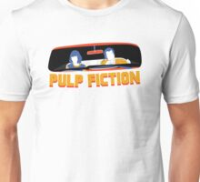 Pulp Fiction: Mia and Vincent Unisex T-Shirt