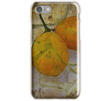 Bitter Lemons iPhone Case/Skin