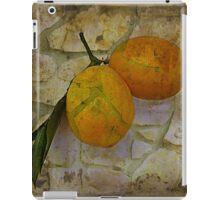 Bitter Lemons iPad Case/Skin