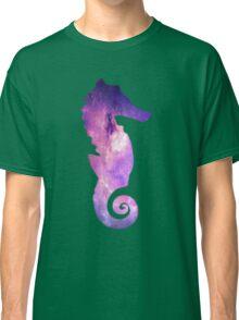Galaxy Seahorse Classic T-Shirt
