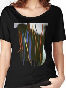 Tendrils and thorns Women's Relaxed Fit T-Shirt