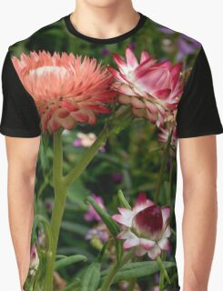 Color Therapy With Nature Graphic T-Shirt