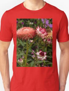 Color Therapy With Nature Unisex T-Shirt