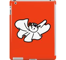 Flower Crown Ghost iPad Case/Skin