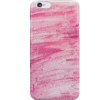 Dark red abstract water color textured background  iPhone Case/Skin
