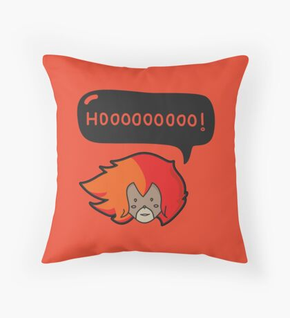 Lion-O Throw Pillow