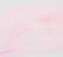 Light Pink abstract water color background  by Stanciuc