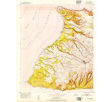 USGS TOPO Map Hawaii HI Ilio Point 349311 1952 24000 Photographic Print