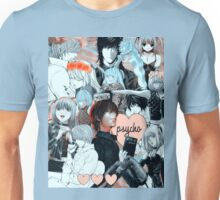 Tumblr death note collage Unisex T-Shirt