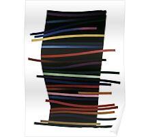 Ribbon Float Poster