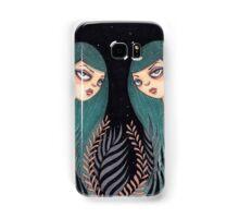 The Twins Samsung Galaxy Case/Skin