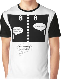 Pong Graphic T-Shirt
