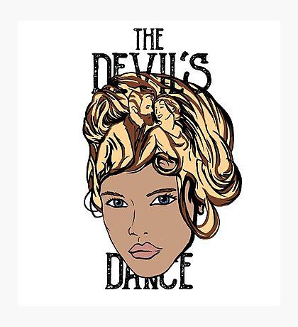 The Devil's Dance Photographic Print