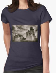 Silver Bay 11 Womens Fitted T-Shirt