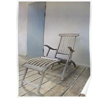 Lounge Chair Poster