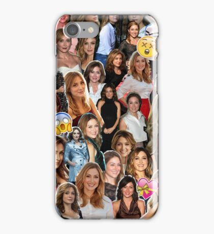 Sasha Alexander iPhone Case/Skin
